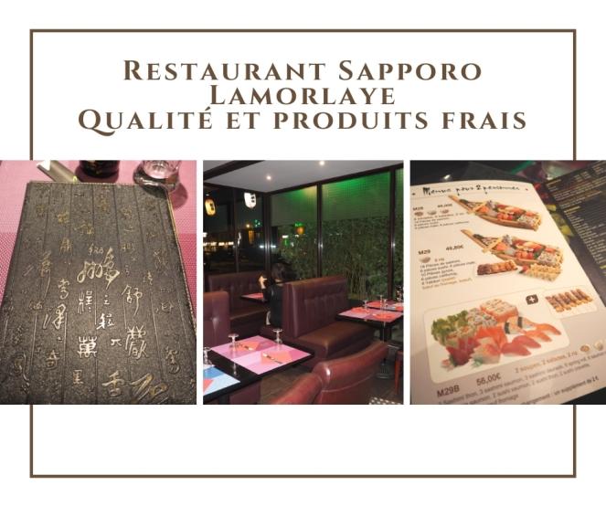 restaurant sapporo lamorlayequalité et produits frais